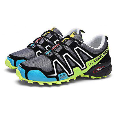 Masculino Soft Anti Slip Wearable Casual Athletic Shoes