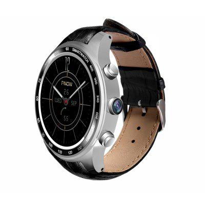 FINOW Q7 Plus 3G Smartwatch PhoneSmart Watch Phone<br>FINOW Q7 Plus 3G Smartwatch Phone<br><br>Additional Features: Notification, MP4, MP3, GPS, Bluetooth, 3G, 2G<br>Battery: 430mAh built-in polymer battery<br>Bluetooth: Yes<br>Bluetooth Version: V4.0<br>Brand: FINOW<br>Camera type: Single camera<br>Cell Phone: 1<br>Compatible OS: Android<br>Cores: 1.3GHz, Quad Core<br>CPU: MTK6580<br>English Manual: 1<br>External Memory: TF card up to 32GB (not included)<br>Frequency: GSM 850/900/1800/1900MHz WCDMA 850/2100MHz<br>Front camera: 0.4MP<br>GPS: Yes<br>Languages: Simplified / Traditional Chinese, English, French, German, Spanish, Portuguese, Italian, Dutch, Russian, Polish, Turkish, Korean, Hebrew, Malay, Indonesian, Vietnamese, Arabic, Persian, Thai, Hindi, B<br>Music format: MP3<br>Network type: GSM+WCDMA<br>OS: Android 5.1<br>Package size: 11.00 x 11.00 x 9.00 cm / 4.33 x 4.33 x 3.54 inches<br>Package weight: 0.2200 kg<br>Picture format: JPEG, BMP, PNG<br>Product size: 20.80 x 4.60 x 1.40 cm / 8.19 x 1.81 x 0.55 inches<br>Product weight: 0.0750 kg<br>RAM: 512MB<br>ROM: 8GB<br>Screen Protector: 1<br>Screen resolution: 240 x 240<br>Screen size: 1.3 inch<br>Screen type: Capacitive<br>SIM Card Slot: Single SIM<br>Support 3G: Yes<br>TF card slot: Yes<br>Type: Watch Phone<br>USB Cable: 1<br>Video format: MP4, 3GP, AVI<br>Wireless Connectivity: GPS, Bluetooth 4.0, 3G, GSM