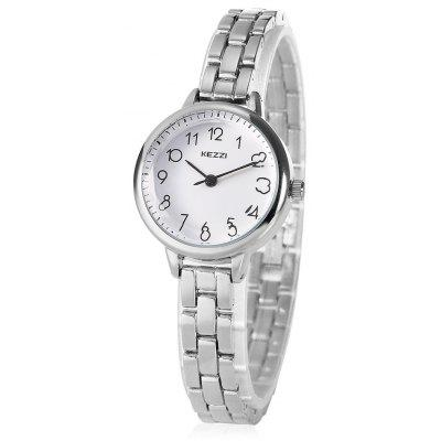 KEZZI 1701 Quartz Women Chain Watch