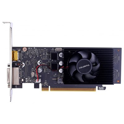 Colorful NVIDIA GeForce GT 1030 LP 2G Video Scheda Grafica