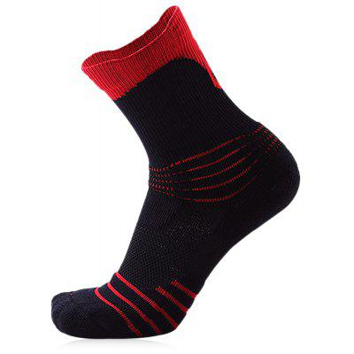 Professional Outdoor Neutral Basketball Socks