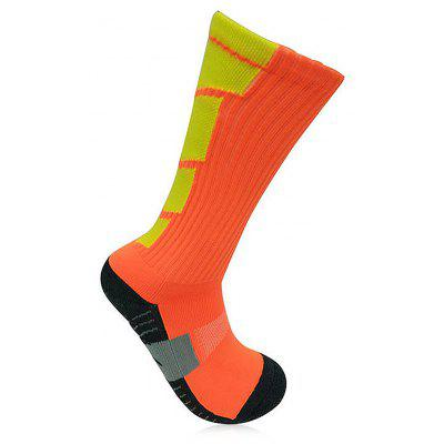 Professional Outdoor Breathable Basketball Socks