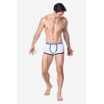 Male Fashion Slim Fit Boxer Shorts