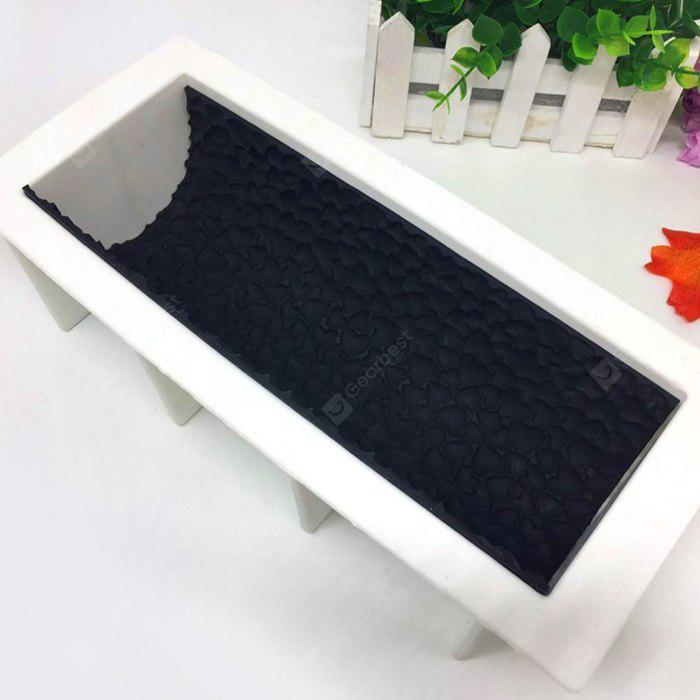 AK Silicone Mousse Cake Mould Heart Pattern Practical Bakeware