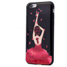 Character Pattern Phone Case for iPhone 6 / 6S