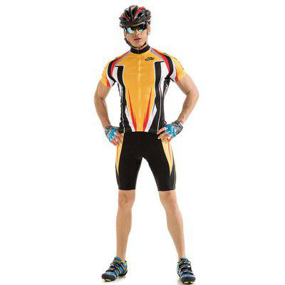 RIDING FUN Short-essiccazione Uomo Short Sleeve Cycling Suit