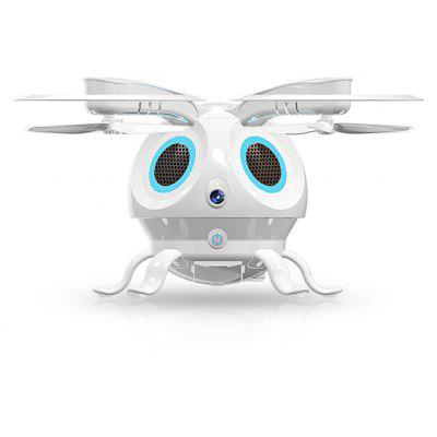 FLYPRO Squid Foldable RC Quadcopter - BNF Image
