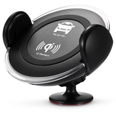 HH003 Car Wireless Charger Air Vent / Suction Phone Holder