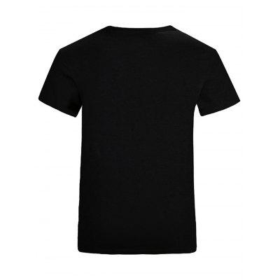 Men Cool Cotton T-shirt with Letter PrintedMens Short Sleeve Tees<br>Men Cool Cotton T-shirt with Letter Printed<br><br>Fabric Type: Cotton<br>Material: Cotton<br>Neckline: Round Neck<br>Package Content: 1 x T-shirt<br>Package size: 35.00 x 25.00 x 2.00 cm / 13.78 x 9.84 x 0.79 inches<br>Package weight: 0.2100 kg<br>Product weight: 0.2000 kg<br>Season: Summer<br>Sleeve Length: Short Sleeves<br>Style: Casual