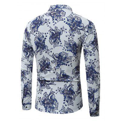 Stylish Comfortable Long Sleeve Printing ShirtMens Shirts<br>Stylish Comfortable Long Sleeve Printing Shirt<br><br>Material: Cotton, Lyocell, Polyester<br>Package Contents: 1 x Shirt<br>Package size: 35.00 x 30.00 x 2.00 cm / 13.78 x 11.81 x 0.79 inches<br>Package weight: 0.3700 kg<br>Product weight: 0.3500 kg