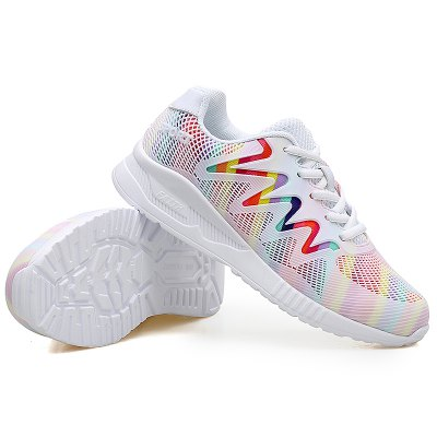 Women Casual Sneakers for Cycling / Climbing / DancingWomens Sneakers<br>Women Casual Sneakers for Cycling / Climbing / Dancing<br><br>Closure Type: Lace-Up<br>Contents: 1 x Pair of Shoes<br>Function: Slip Resistant<br>Lining Material: Mesh<br>Materials: PU, Rubber, Mesh<br>Occasion: Casual<br>Outsole Material: Rubber<br>Package Size ( L x W x H ): 31.00 x 22.00 x 11.00 cm / 12.2 x 8.66 x 4.33 inches<br>Package Weights: 0.67kg<br>Seasons: Summer<br>Style: Comfortable<br>Type: Sports Shoes<br>Upper Material: Mesh