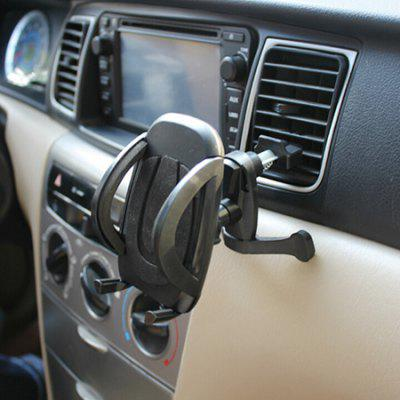 Car Vehicle Air Vent Mount Phone Navigation Holder StandCar Phone Holder<br>Car Vehicle Air Vent Mount Phone Navigation Holder Stand<br><br>Material: ABS<br>Mounting Location: Air Vent<br>Mounting Type: Clip-on<br>Package Contents: 1 x Phone Holder<br>Package size (L x W x H): 10.00 x 10.00 x 15.00 cm / 3.94 x 3.94 x 5.91 inches<br>Package weight: 0.2100 kg<br>Product size (L x W x H): 15.00 x 9.00 x 14.00 cm / 5.91 x 3.54 x 5.51 inches<br>Product weight: 0.2000 kg<br>Type: Organizer And Holders