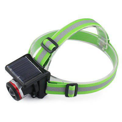 Cree Q5 Rechargeable Solar USB Headlight LampHeadlights<br>Cree Q5 Rechargeable Solar USB Headlight Lamp<br><br>Adjustable Focus: Yes, Yes<br>Available Light Color: Cool White, Cool White<br>Battery Included or Not: Yes, Yes<br>Battery Quantity: 1, 1<br>Battery Type: Built-in, Built-in<br>Beam Distance: 300-400m, 300-400m<br>Body Material: Aluminium Alloy, Aluminium Alloy<br>Color: Green, Green<br>Emitters Quantity: 1 x Cree Q5<br>Function: Walking, Night Riding, Night Riding, Fishing, Hunting, Hiking, Walking, Exploring, Bicycle, Camping<br>Luminous Flux: 350LM<br>Main Emitters: Cree Q5<br>Mode: 3(Hi &gt; Mid &gt; Strobe), 3(Hi &gt; Mid &gt; Strobe)<br>Package Contents: 1 x Solar Headlight, 1 x USB Cable, 1 x Solar Headlight, 1 x USB Cable<br>Package size (L x W x H): 12.00 x 12.00 x 10.00 cm / 4.72 x 4.72 x 3.94 inches, 12.00 x 12.00 x 10.00 cm / 4.72 x 4.72 x 3.94 inches<br>Package weight: 0.2340 kg, 0.2340 kg<br>Power Source: Solar, Solar<br>Rechargeable: Yes, Yes<br>Type: LED Headlamp<br>Working Time: 8 Hours, 8 Hours