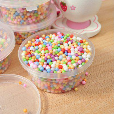 Jumbo Squishy Colorful Foam Beads