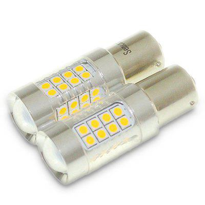 SENCART 1156 2PCS LED Signal Turning Car Light 9 - 36VCar Lights<br>SENCART 1156 2PCS LED Signal Turning Car Light 9 - 36V<br><br>Apply lamp position: External Lights<br>Apply To Car Brand: Smart Smart<br>Brand: Sencart<br>Connector: 1156<br>Lumens: 1500 - 1800lm<br>Model: 1156<br>Package Contents: 2 x Car Light<br>Package size (L x W x H): 7.00 x 6.00 x 2.00 cm / 2.76 x 2.36 x 0.79 inches<br>Package weight: 0.0400 kg<br>Product size (L x W x H): 5.30 x 2.00 x 2.00 cm / 2.09 x 0.79 x 0.79 inches<br>Product weight: 0.0300 kg<br>Type: Turn Signal Light, Tail Light, Emergency Lamp, Brake Light<br>Type of lamp-house: LED