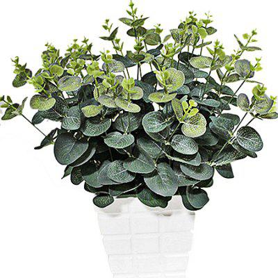 1 Bouquet Eucalyptus Flowers for Home Decoration