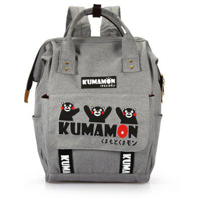 Fashion Cute Style Canvas Backpack Shoulder Bag