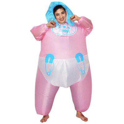 Baby Clothes Style Inflatable Novelty Fancy Dress