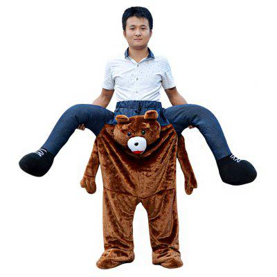 Bear Style Novelty Fancy Dress for Party Ride