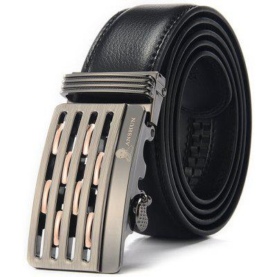 Popular Style Alloy Buckle Men Trouser Belt