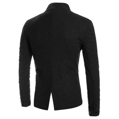 Casual Stylish Slim Fit Wool Blazer CoatMens Blazers<br>Casual Stylish Slim Fit Wool Blazer Coat<br><br>Material: Polyester, Polyester, Wool, Wool<br>Package Contents: 1 x Blazer Coat, 1 x Blazer Coat<br>Package size: 35.00 x 30.00 x 2.00 cm / 13.78 x 11.81 x 0.79 inches, 35.00 x 30.00 x 2.00 cm / 13.78 x 11.81 x 0.79 inches<br>Package weight: 0.8700 kg, 0.8700 kg<br>Product weight: 0.8500 kg, 0.8500 kg