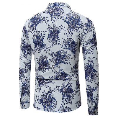 Stylish Comfortable Long Sleeve Printing ShirtMens Shirts<br>Stylish Comfortable Long Sleeve Printing Shirt<br><br>Material: Lyocell, Polyester, Cotton, Lyocell, Polyester<br>Package Contents: 1 x Shirt, 1 x Shirt<br>Package size: 35.00 x 30.00 x 2.00 cm / 13.78 x 11.81 x 0.79 inches, 35.00 x 30.00 x 2.00 cm / 13.78 x 11.81 x 0.79 inches<br>Package weight: 0.3700 kg, 0.3700 kg<br>Product weight: 0.3500 kg, 0.3500 kg