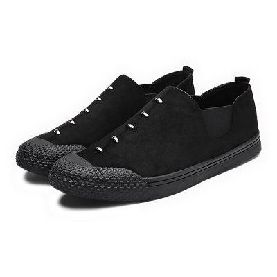 Male Soft Confortable Slip On Casual Flat Shoes