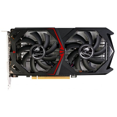 Colorful GeForce GTX1050Ti OC 4G GDDR5 Graphics Card