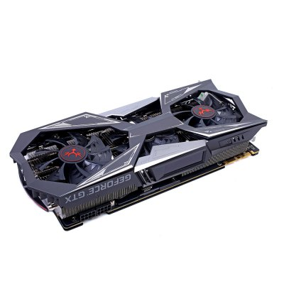 Colorful NVIDIA iGame 11G GDDR5X Video Graphics CardGraphics &amp; Video Cards<br>Colorful NVIDIA iGame 11G GDDR5X Video Graphics Card<br><br>Brand: Colorful<br>Chipset Manufacturer: NVIDIA<br>CUDA Cores: 3584<br>Engine Clock: 1620MHz<br>Graphics Chipset: GP102<br>I/O Interface: 1 x DVI, 2 x DP, 2 x HDMI<br>Interface Type: PCI-E 3.0<br>Maximum Resolution: 7680 x 4320<br>Memory Bus Width: 352bit<br>Package size: 33.00 x 15.00 x 6.50 cm / 12.99 x 5.91 x 2.56 inches<br>Package weight: 2.8000 kg<br>Packing List: 1 x Colorful NVIDIA iGame Video Graphics Card<br>PCI Express Type: X16<br>Power: 250W<br>Power Interface: 8 + 8Pin<br>Process Technology: 16nm<br>Product size: 30.00 x 12.00 x 5.00 cm / 11.81 x 4.72 x 1.97 inches<br>Product weight: 1.8000 kg<br>Radiator Type: Three Fans<br>Supports System: Ubuntu 16.04 64bit, Windows 10, Windows 7<br>Video Memory Capacity: 11GB<br>Video Memory Frequency: 11000MHz<br>Video Memory Type: GDDR5X
