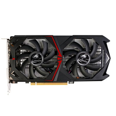 NVIDIA GeForce GTX 1050 LP 2G Cartão de Vídeo Grafico Colorida