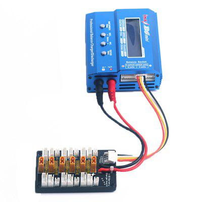 1S - 3S XT30 Plug Parallel Charging Board