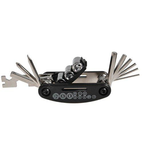 ROCKBROS 16 in 1 Multifunctional Folding Combination Tool