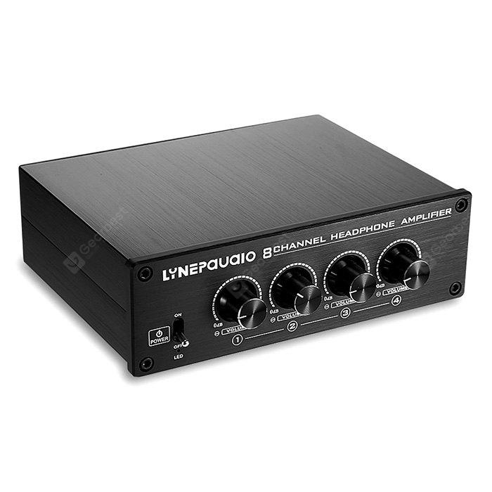 LINEPAUDIO A966 Phantom Power Supply for Condenser