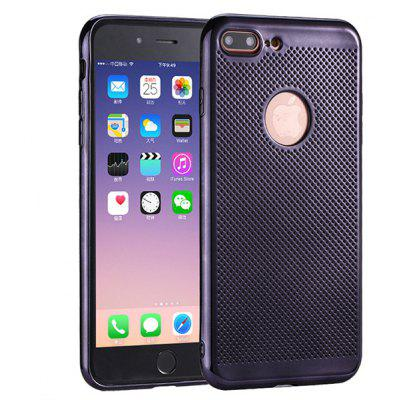 Case TPU de Malha Brilhante com Design Suave para iPhone 7 Plus