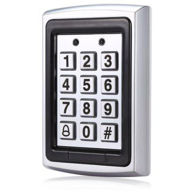 7612 125KHz RFID Waterproof Access Control System