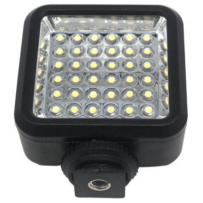 36-LED 6500K Video Light for Canon Nikon