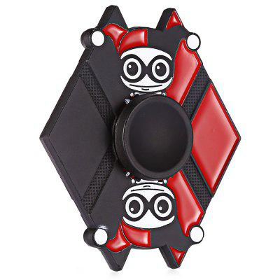 Buy COLORMIX Aluminum Alloy Clown Fidget Spinner Pressure Reducing Toy for $4.43 in GearBest store
