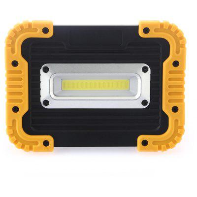 10W COB 850Lm 6000K LED Floodlight for Outdoor Camping