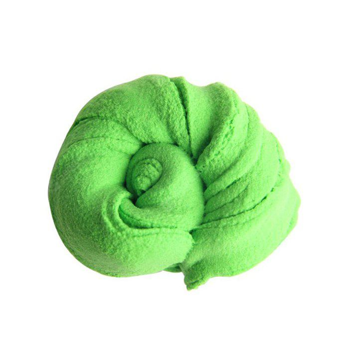 Jumbo Squishy Fluffy Foam Resin Clay Mud for Kids Handicraft