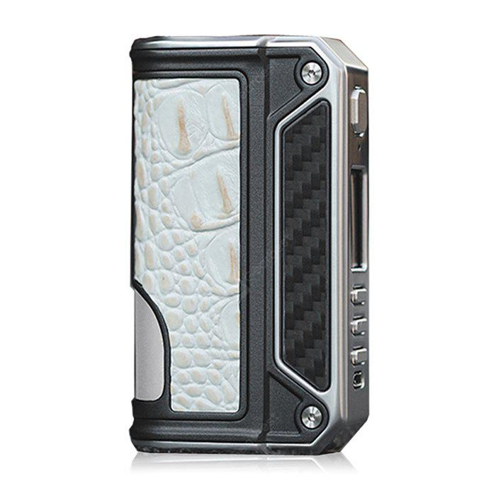 Buy LOST VAPE Therion BF DNA75C Squonker TC Box Mod OFF-WHITE