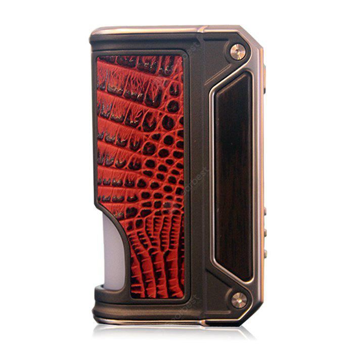 Buy LOST VAPE Therion BF DNA75C Squonker TC Box Mod RED