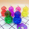 12PCS Jumbo Squishy Clay Transparent Magic Plasticine - MULTICOLORE