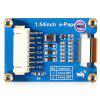 Waveshare 1.54 inch Type B Three-color Display Module - BLUE