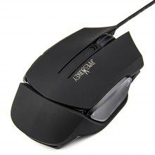 James Donkey 112S USB Wired Gaming Mouse 2000DPI