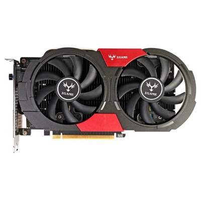 Colorful NVIDIA GeForce GTX1050Ti LP 4GB GDDR5 Graphics Card