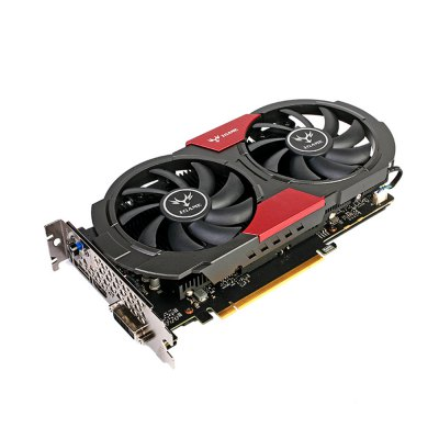 Colorful NVIDIA GeForce GTX1050Ti LP 4GB Graphics CardGraphics &amp; Video Cards<br>Colorful NVIDIA GeForce GTX1050Ti LP 4GB Graphics Card<br><br>Brand: Colorful<br>Chipset Manufacturer: NVIDIA<br>CUDA Cores: 768<br>Engine Clock: 1354 / 1455MHz ( Turbo / Boost Clock: 1442 / 1556MHz )<br>Graphics Chipset: GeForce GTX1050<br>I/O Interface: 1 x DVI, 1 x HDMI<br>Interface Type: PCI-E 3.0<br>Maximum Resolution: 7680 x 4320<br>Memory Bus Width: 128Bit<br>Model: GeForce GTX1050Ti LP<br>Package size: 26.00 x 15.00 x 6.50 cm / 10.24 x 5.91 x 2.56 inches<br>Package weight: 0.8500 kg<br>Packing List: 1 x Colorful NVIDIA GeForce GTX1050Ti LP 4GB Graphics Card<br>PCI Express Type: X16<br>Power: 75W<br>Power Interface: 8 + 8Pin<br>Process Technology: 14nm<br>Product size: 22.00 x 12.50 x 4.50 cm / 8.66 x 4.92 x 1.77 inches<br>Product weight: 0.8000 kg<br>Radiator Type: Dual Fans<br>Supports System: Win 2000, Win 2008, Win vista, Win XP, Win7 32, Win7 64, Win8 32, Win8 64<br>Video Memory Capacity: 4GB<br>Video Memory Frequency: 7000MHz<br>Video Memory Type: GDDR5
