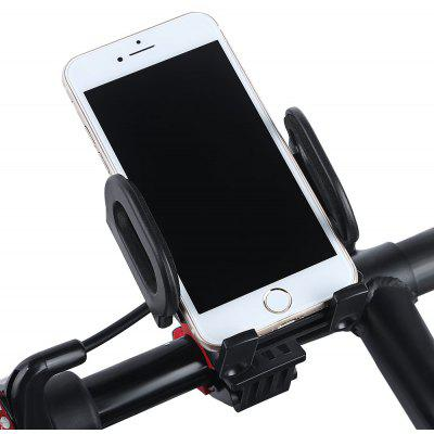 Rotatable Universal Bicycle Handlebar Phone Holder Stand