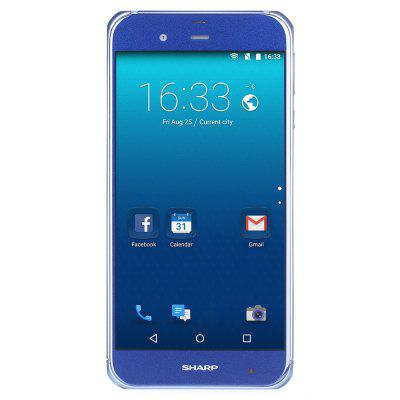 Sharp AQUOS P1 4G SmartphoneCell phones<br>Sharp AQUOS P1 4G Smartphone<br><br>2G: GSM 1800MHz,GSM 1900MHz,GSM 850MHz,GSM 900MHz<br>3G: WCDMA B1 2100MHz,WCDMA B2 1900MHz,WCDMA B4 1700MHz,WCDMA B8 900MHz<br>4G LTE: FDD B1 2100MHz,FDD B2 1900MHz,FDD B3 1800MHz,FDD B4 1700MHz,FDD B8 900MHz<br>Additional Features: People, MP4, MP3, Fingerprint Unlocking, Fingerprint recognition, WiFi, Calendar, Bluetooth, Calculator, 3G, 4G<br>Back Case: 1<br>Back-camera: 23.0MP<br>Battery Capacity (mAh): 3000mAh<br>Battery Type: Non-removable<br>Bluetooth Version: Bluetooth V4.2<br>Brand: Sharp<br>Camera type: Dual cameras (one front one back)<br>Cell Phone: 1<br>Cores: 2.15GHz, Quad Core<br>CPU: MSM8996<br>English Manual: 1<br>External Memory: TF card up to 200GB (not included)<br>Front camera: 5.0MP<br>Google Play Store: Yes<br>I/O Interface: 3.5mm Audio Out Port, Speaker, Micro USB Slot, Micophone, 1 x Nano SIM Card Slot<br>Language: Traditional/Simplified Chinese, Indonesian, Malay, English, Hindi, Arabic, Bengli, Tamil, Sinhala, Thai<br>Music format: AAC, MP3<br>Network type: FDD-LTE,GSM,TDD-LTE,WCDMA<br>OS: Android 6.0<br>Package size: 30.00 x 25.00 x 4.40 cm / 11.81 x 9.84 x 1.73 inches<br>Package weight: 0.3690 kg<br>Picture format: JPEG, GIF, PNG, JPG, BMP<br>Power Adapter: 1<br>Product size: 14.90 x 7.30 x 0.76 cm / 5.87 x 2.87 x 0.3 inches<br>Product weight: 0.1530 kg<br>RAM: 3GB RAM<br>ROM: 32GB<br>Screen resolution: 1920 x 1080 (FHD)<br>Screen size: 5.3 inch<br>Screen type: Capacitive<br>Sensor: Accelerometer,Ambient Light Sensor,E-Compass,Gyroscope<br>Service Provider: Unlocked<br>SIM Card Slot: Single SIM<br>SIM Card Type: Nano SIM Card<br>Type: 4G Smartphone<br>USB Cable: 1<br>Video format: H.264, MP4<br>WIFI: 802.11a/b/g/n/ac wireless internet<br>Wireless Connectivity: WiFi, GSM, GPS, Bluetooth, 3G, 4G, A-GPS