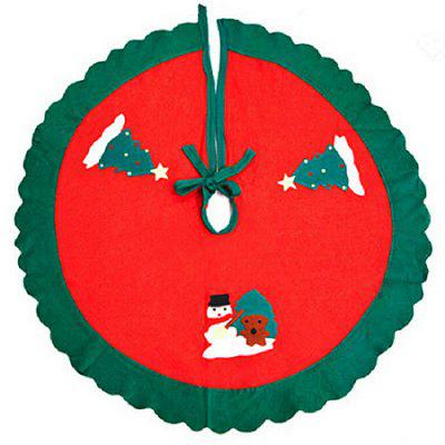 Adorable Christmas Decoration Tree Skirt