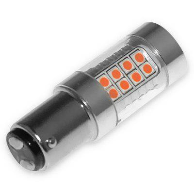 Sencart 1157 LED Car Turn Signal Light AC / DC 9 - 36VCar Lights<br>Sencart 1157 LED Car Turn Signal Light AC / DC 9 - 36V<br><br>Apply lamp position: External Lights<br>Apply To Car Brand: Universal<br>Brand: Sencart<br>Connector: 1157<br>Feature: Low Power Consumption<br>LED Type: SMD 3030<br>LED/Bulb quantity: 36<br>Lumens: 1500 - 1800<br>Package Contents: 1 x LED Car Bulb<br>Package size (L x W x H): 7.00 x 6.00 x 4.00 cm / 2.76 x 2.36 x 1.57 inches<br>Package weight: 0.0200 kg<br>Product size (L x W x H): 5.00 x 4.00 x 2.00 cm / 1.97 x 1.57 x 0.79 inches<br>Product weight: 0.0100 kg<br>Type: Turn Signal Light<br>Type of lamp-house: LED<br>Voltage: 9-36V